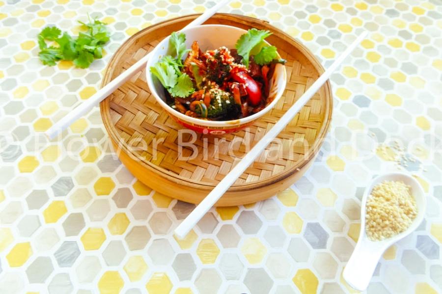 Satay Stir fry