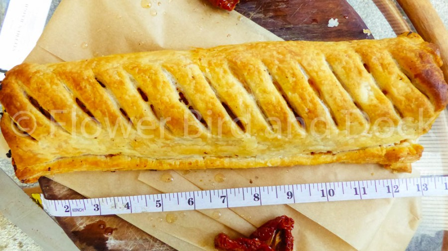 The Vegan Foot-Long Sausage Roll